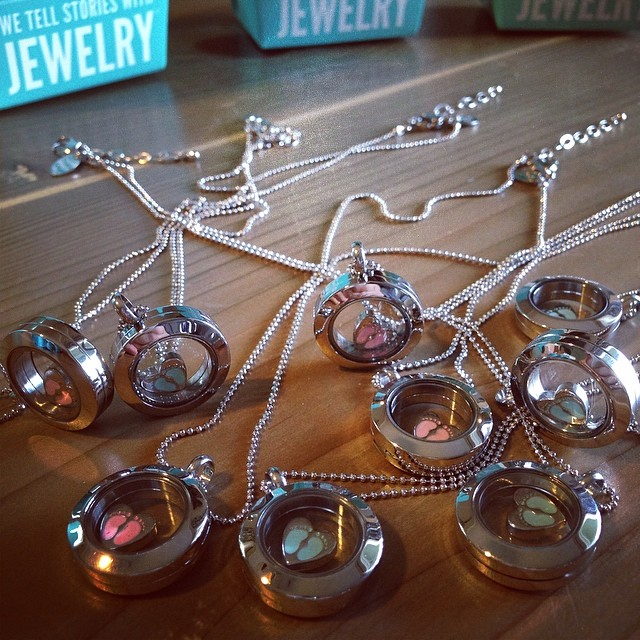 Lockets from Liam